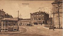 5596-0007 Stationsplein, 1922-01-02