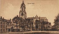 5596-0010 Groote Kerk, 1922-01-02