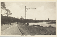 5597-0005 Onder Langs - Arnhem, ca. 1920