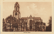 5598-0004 Groote Kerk, ca. 1920