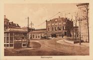 5598-0005 Stationsplein, ca. 1920