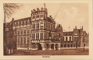 5598-0008 Stadhuis, ca. 1920