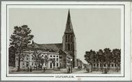 5602-0003 Velperplein, ca. 1900