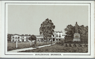 5602-0007 Invalidenhuis Bronbeek, ca. 1900