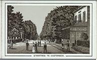 5602-0010 Straatweg te Oosterbeek, Utrechtseweg, ca. 1900