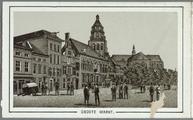 5602-0012 Groote markt, ca. 1900
