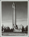 5603-0004 Airborne Monument, Oosterbeek (G), Ca. 1950