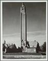 5603-0004 Airborne Monument, Oosterbeek (G), Ca. 1950