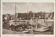 5604-0003 Arnhem - Havengezicht, ca. 1920