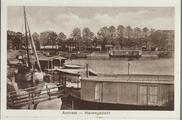 5604-0005 Arnhem - Havengezicht, ca. 1920