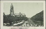 5605-0001 Arnhem, Groote markt, ca. 1900