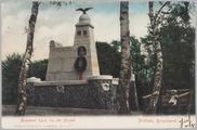 925 Monument Karel van der Heijden Arnhem, Berkenheuvel, 1905-09-09