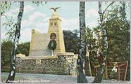 927 Monument Karel Van Der Heijden, 1909-04-12