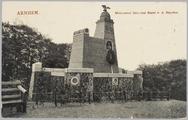 928 Arnhem Monument Generaal Karel v. d. Heijden , ca. 1915