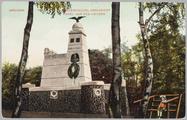 930 Arnhem Berkenheuvel Monument Karel van der Heijden, ca. 1910