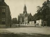 17521 Walburgstraat, 1910-1911