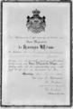 3074 Eiland, 1896