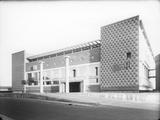 7851 Markt, 1955