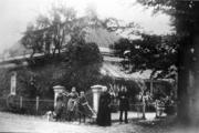 13543 Dieren, Zutphensestraatweg, ca. 1900