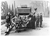 14398 Velp, Bevrijding, 1945