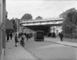 2079 Arnhem Velperpoort vanuit de Hertogstraat, 1935