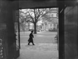 2116 Arnhem Doorkijkje Nieuwe Plein, 1937