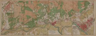 1110 Wandelkaart van Arnhem en Omstreken, 1882-00-00