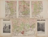 2189 Wandelkaart Arnhem en omstreken, [Z.d, ca. 1900]