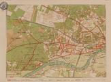 238 [Topografische kaart uit gids voor Arnhem en omstreken], 1913-1914