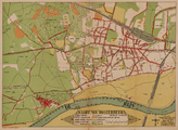 241 Kaart van Oosterbeek : naar de nieuwste gegevens bewerkt, ca.1925