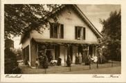 1454 Oosterbeek, Pension Frisia , 1920-1927
