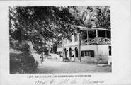 1724 Café-Restaurant 'De Oorsprong' Oosterbeek, 1900-1907