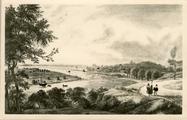 1768 Rijngezicht richting Oosterbeek, 1750