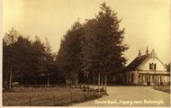 1807 Oosterbeek, Ingang naar Batoswijk, 1930-1937