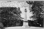 1955 Oosterbeek Monument Kneppelhout , 1900-1903