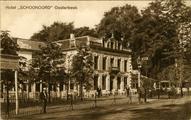 3019 Hotel Schoonoord Oosterbeek, 1920-1921