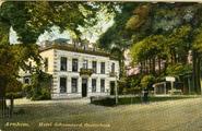 3022 Arnhem. Hotel Schoonoord Oosterbeek, 1910-1912