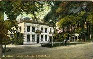 3023 Arnhem. Hotel Schoonoord Oosterbeek, 1910-1912