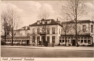 3025 Hotel Schoonoord Oosterbeek, 1941