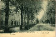 3071 Pension Dalzicht aan den Utrechtschen straatweg, Oosterbeek. Arnhem, 1900-1905