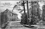 3094 Oosterbeek. Het Houten huis op groot Oorsprong, 1924