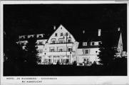 3096 Hotel 'de Bilderberg' Oosterbeek bij kunstlicht, 1946