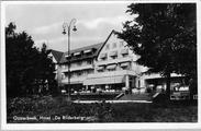 3098 Oosterbeek, Hotel 'De Bilderberg', 1930-1940