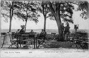 3156 Op het terras van Westerbouwing, - Oosterbeek, 1900-1903