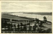 3199 Gezicht o/d Rijn met Brug vanaf 'Westerbouwing', Oosterbeek, 1920-1930