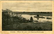 3203 Oosterbeek. Drielsche Veer gezien vanaf Uitspanning Westerbouwing, 1920-1930