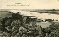 3205 Oosterbeek Gezicht op den Rijn vanaf 'de Westerbouwing', 1910-1911