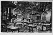 3285 Terras-gedeelte Uitspanning 'Westerbouwing' Oosterbeek, 1920-1925