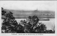 3299 Oosterbeek. Gezicht vanaf de Westerbouwing op de Betuwe, 1920-1925