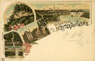 3313 Groeten van de Westerbouwing, 1900-1901